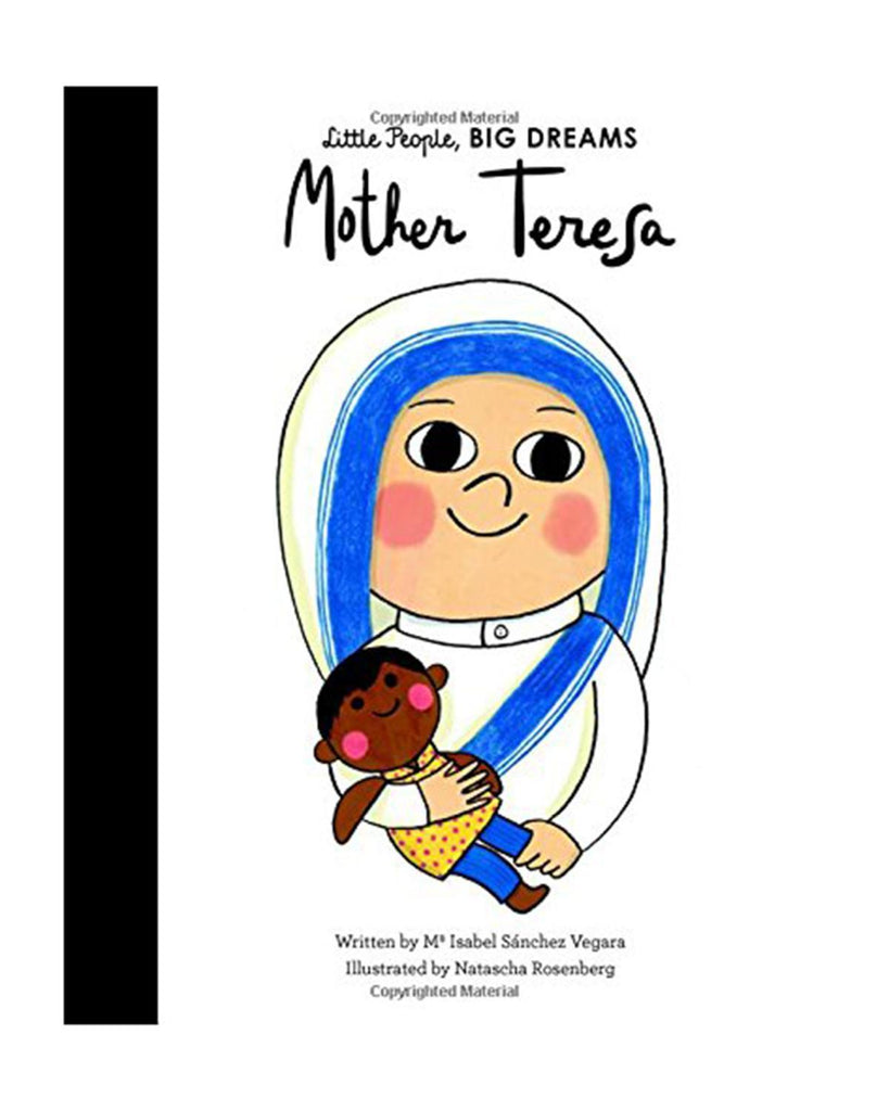 Little quarto publishing group play little people, big dreams: mother teresa