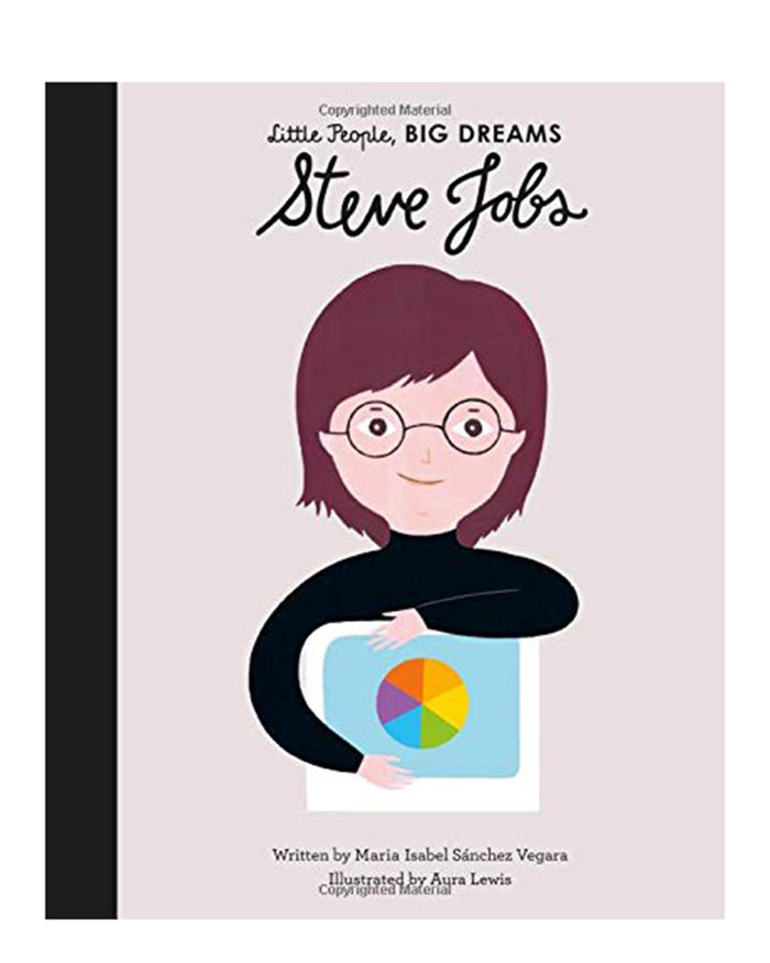 Little quarto publishing group play little people big dreams: steve jobs