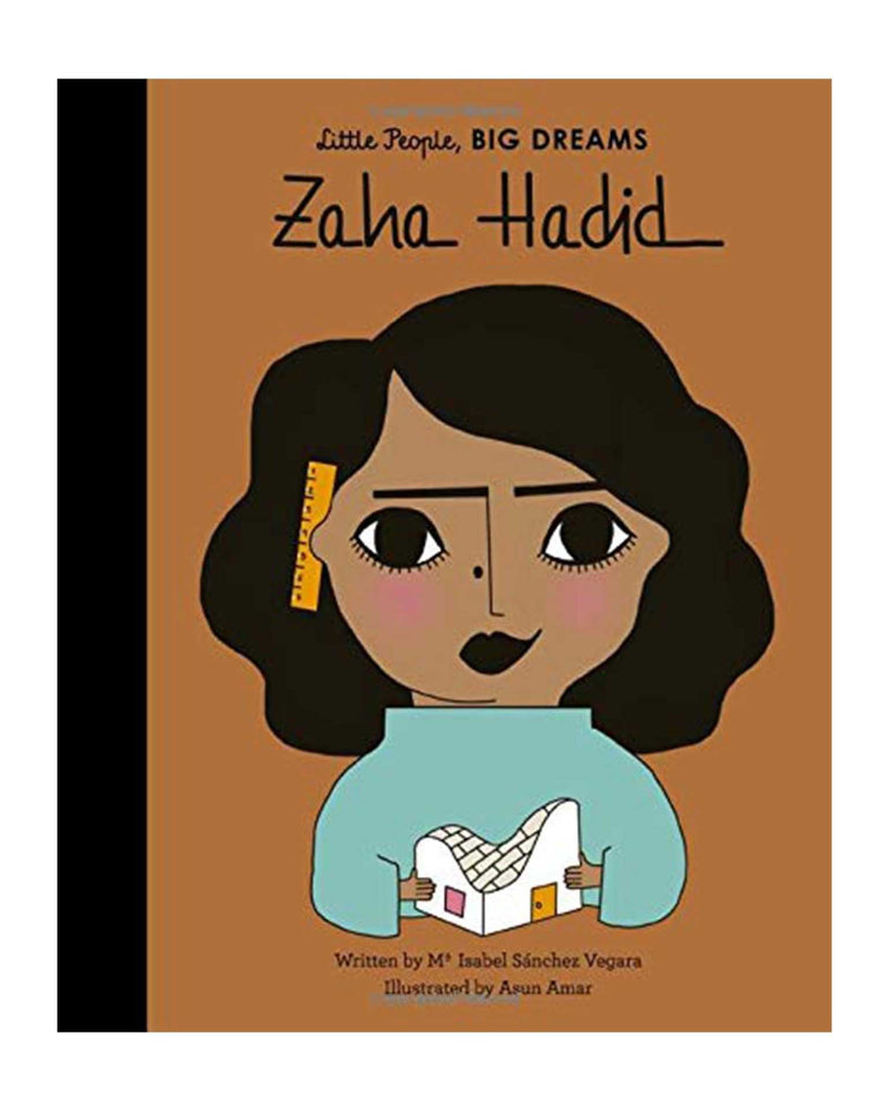 Little quarto publishing group play little people, big dreams: zaha hadid
