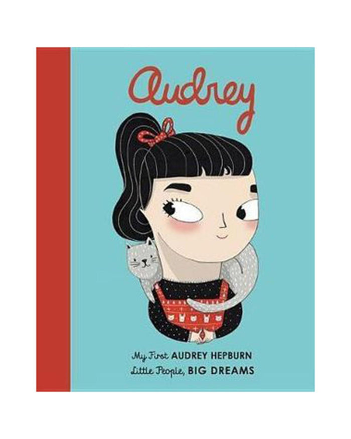 Little quarto publishing group play my first audrey hepburn