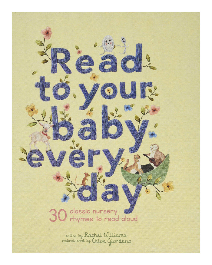 Little quarto publishing group play read to your baby everyday