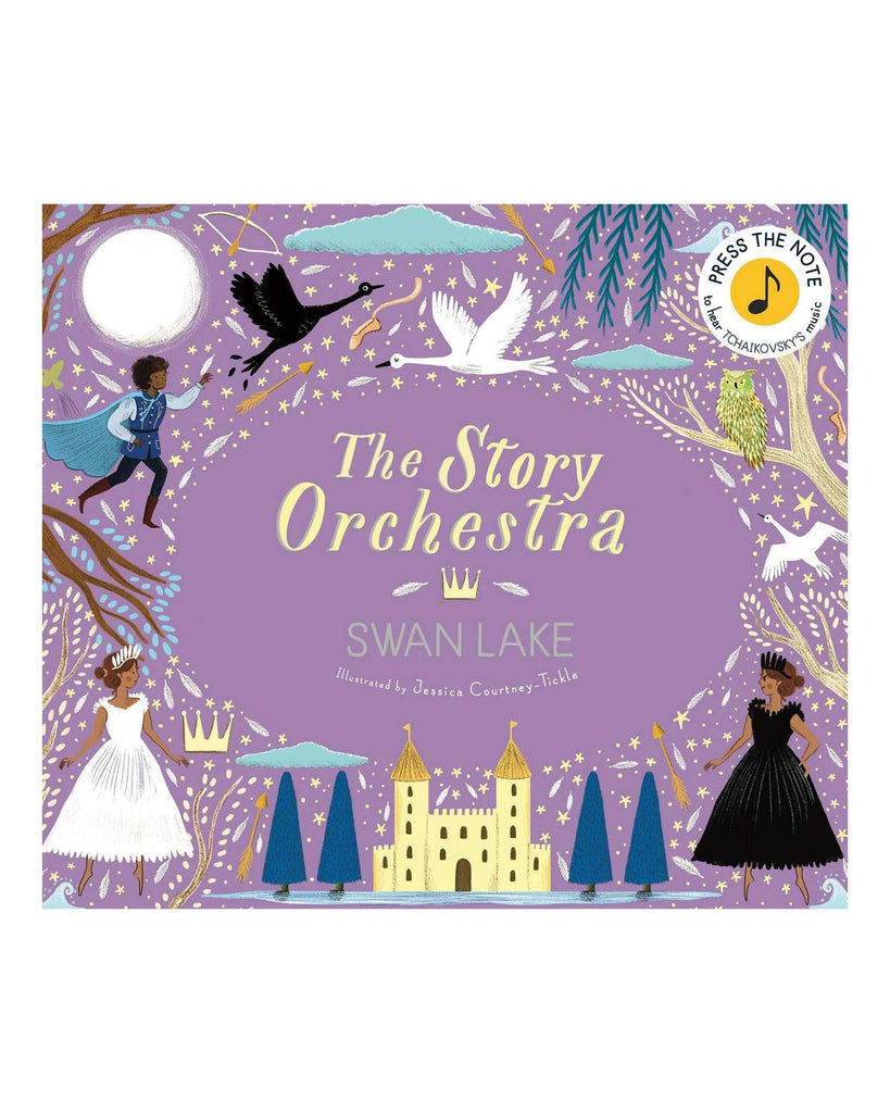 Little quarto publishing group play the story orchestra: swan lake