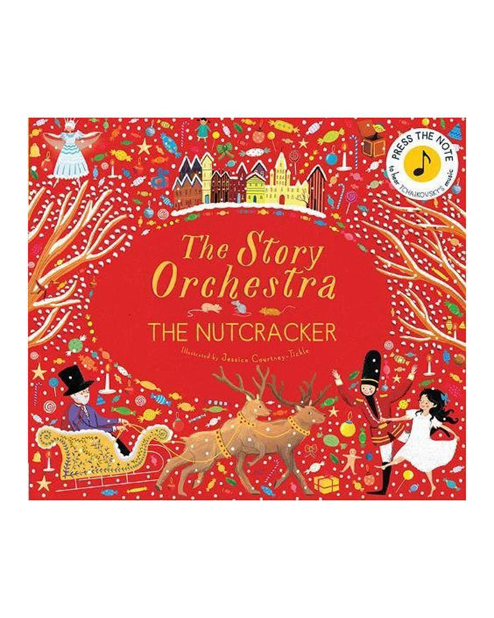 Little quarto publishing group play The Story Orchestra: The Nutcracker