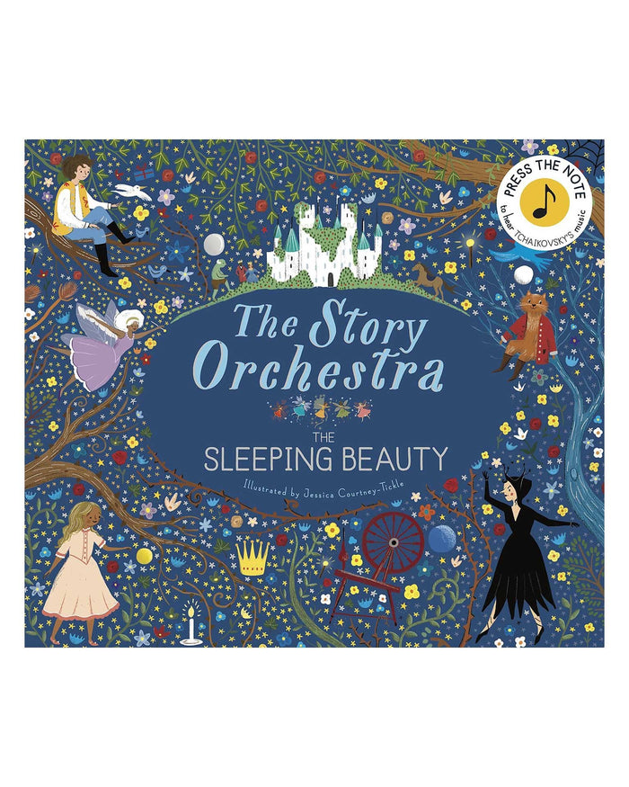 Little quarto publishing group play the story orchestra: the sleeping beauty