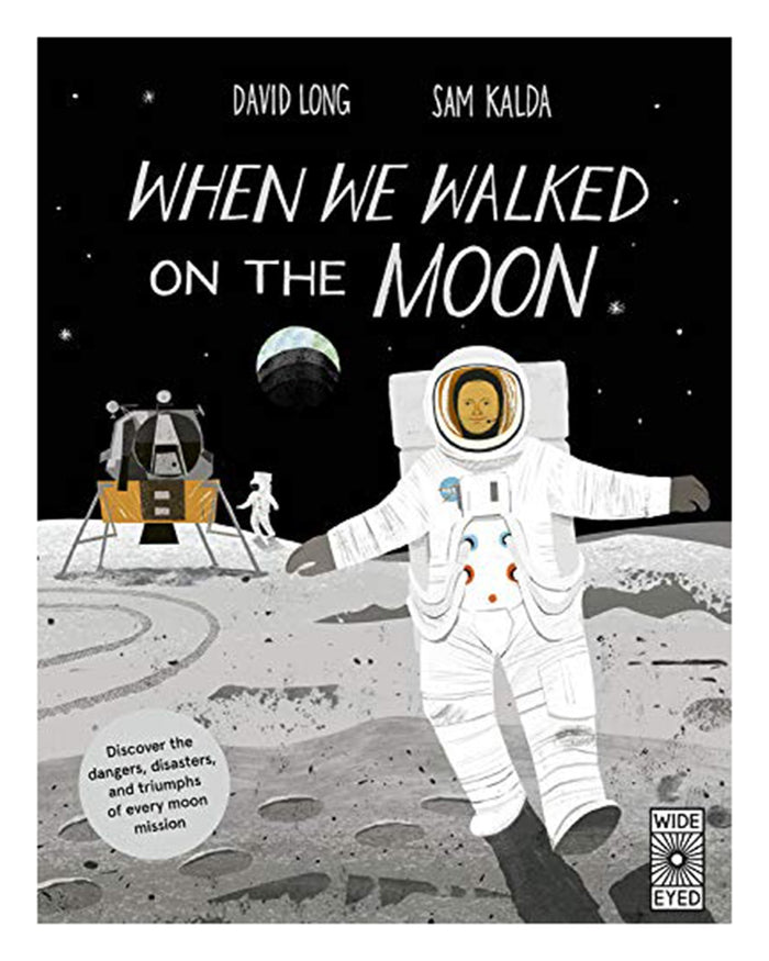 Little quarto publishing group play when we walked on the moon