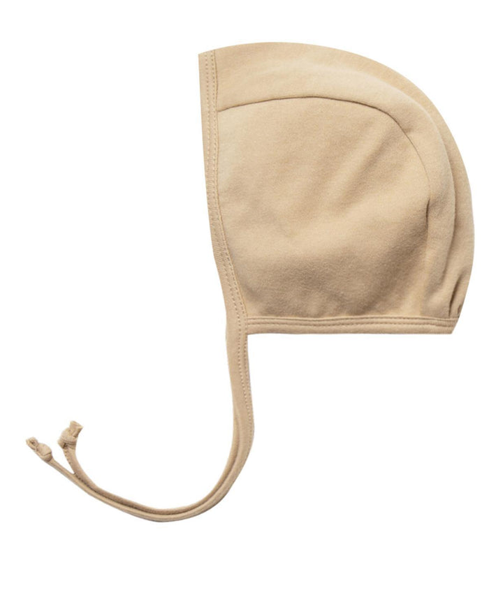 Little quincy mae baby accessories 0-3 baby bonnet in honey
