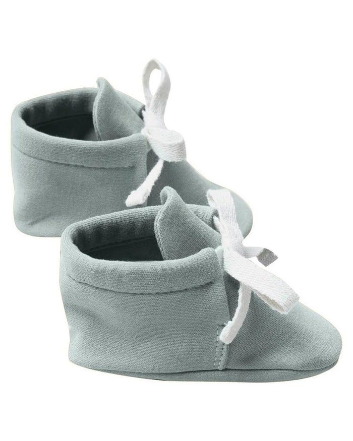 Little quincy mae baby accessories baby booties in ocean