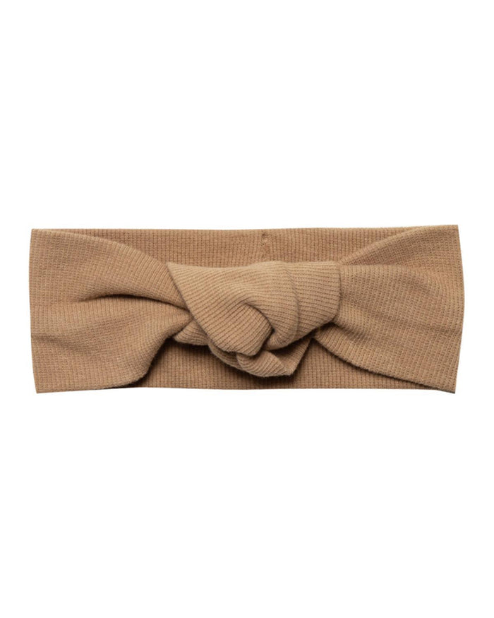Little quincy mae accessories 0-12 baby turban in copper
