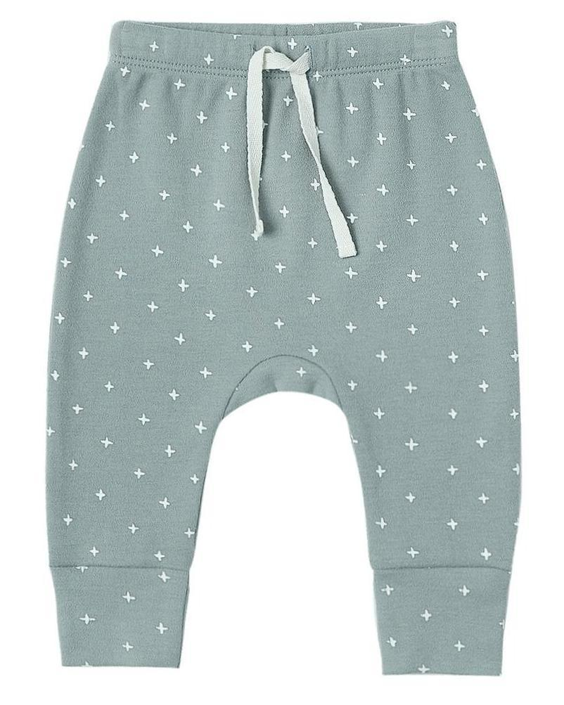 Little quincy mae baby girl drawstring pant in ocean