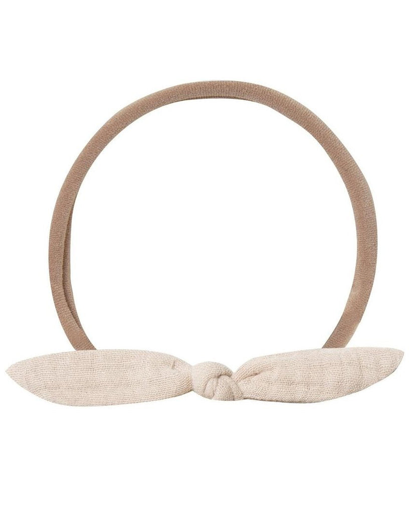 Little quincy mae accessories little knot headband in natural