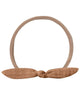 Little quincy mae accessories little knot headband in rust