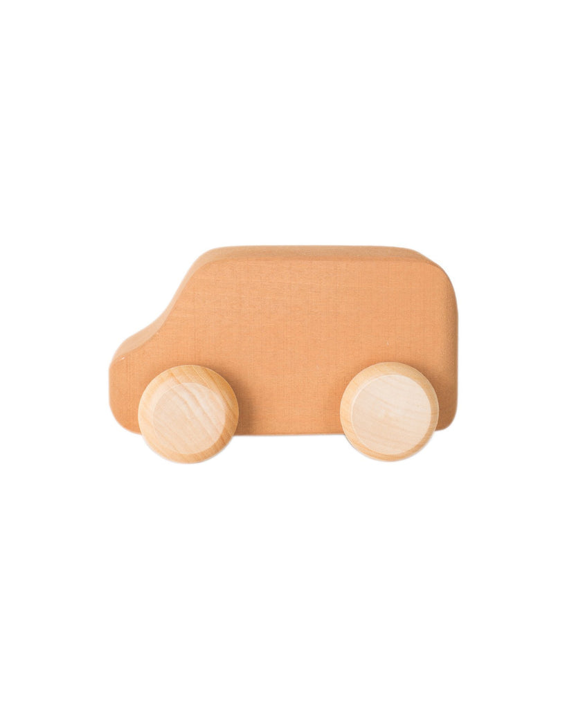 Little raduga grez play beige toy car