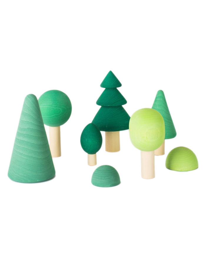 Little raduga grez play forest set