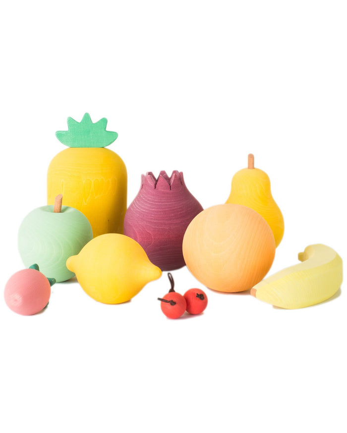 Little raduga grez play fruit set