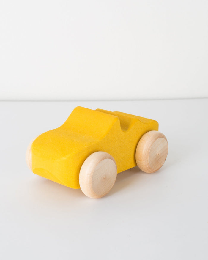 Little raduga grez play mustard toy car