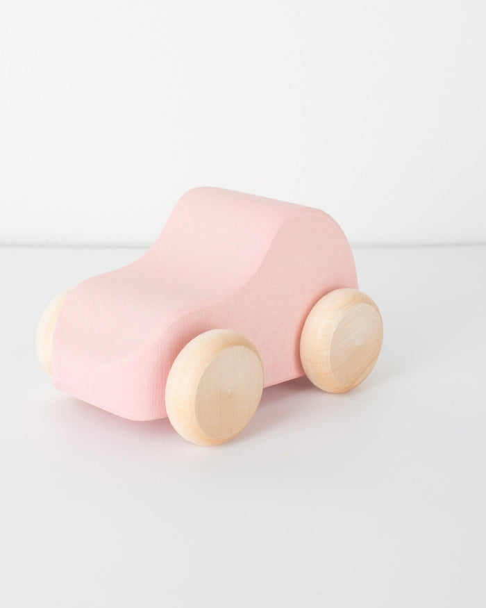 Little raduga grez play pink toy car