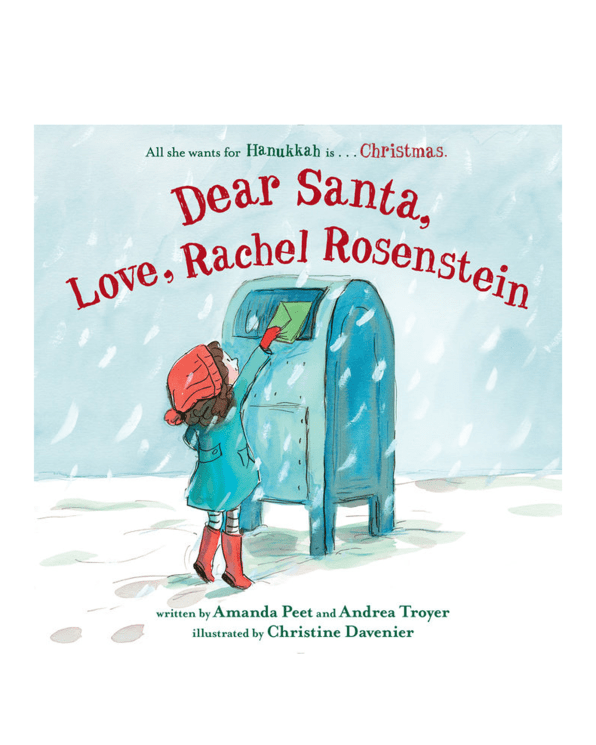 Little random house play Dear Santa, Love, Rachel Rosenstein