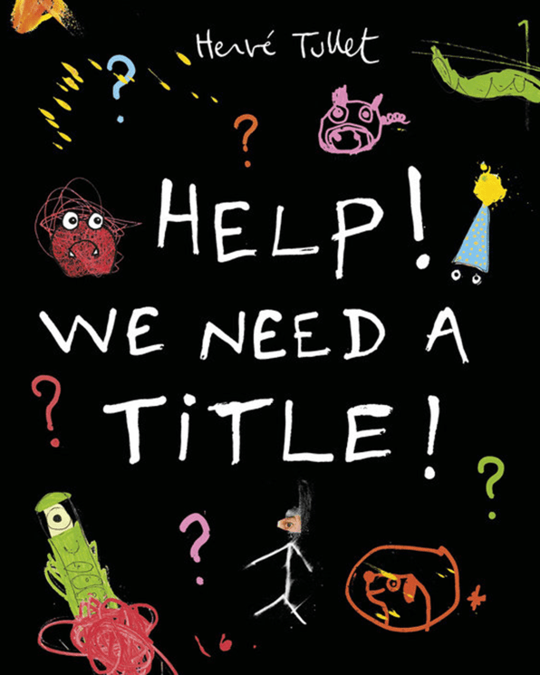 Little random house play Help! We Need a Title
