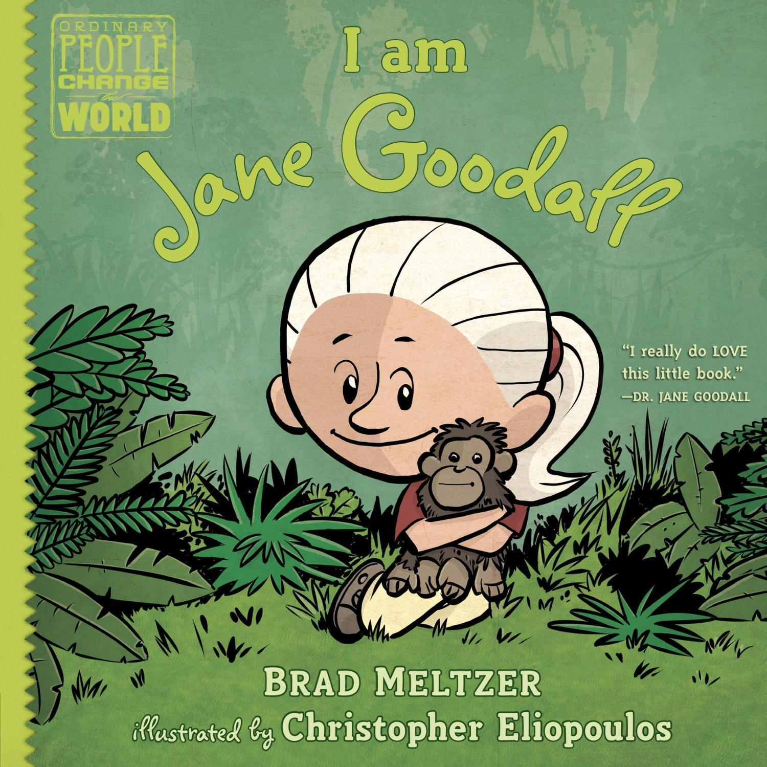 Little random house play i am jane goodall