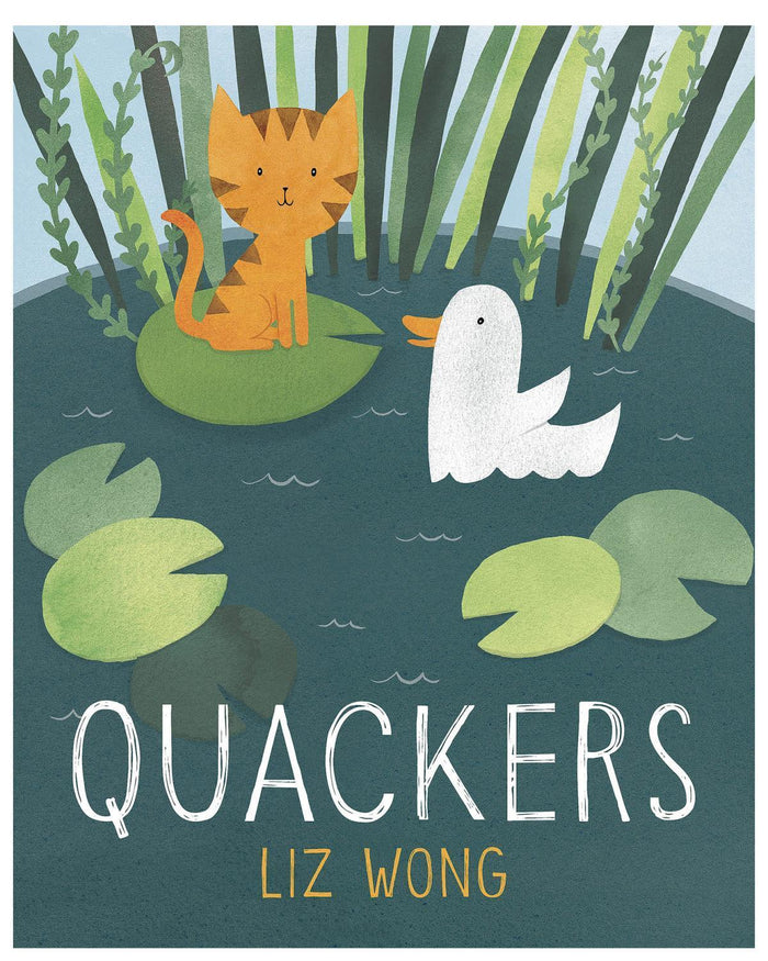 Little random house play Quackers