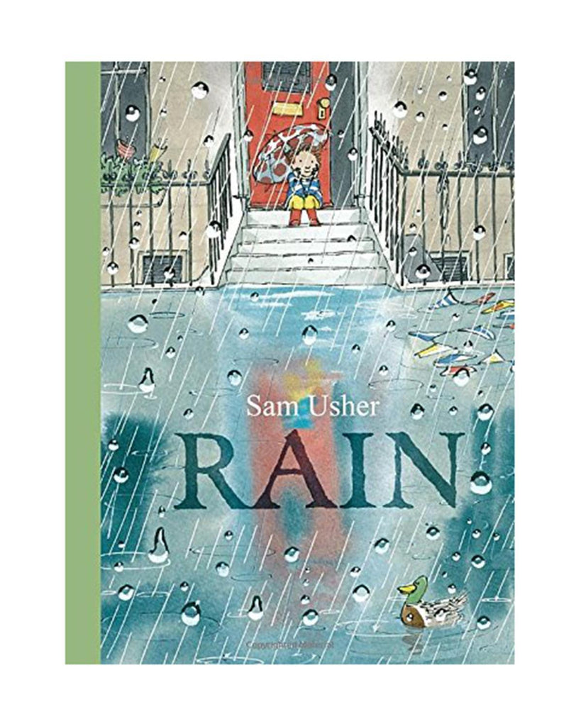 Little random house play Rain