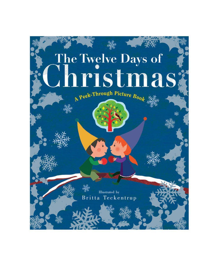 Little random house play The Twelve Days of Christmas: A Peek-Through Picture Book