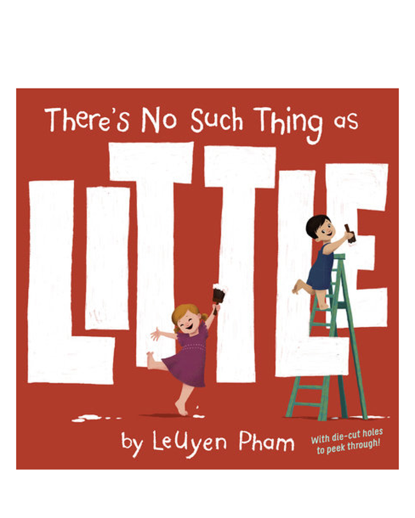Little random house play There's No Such Thing as Little