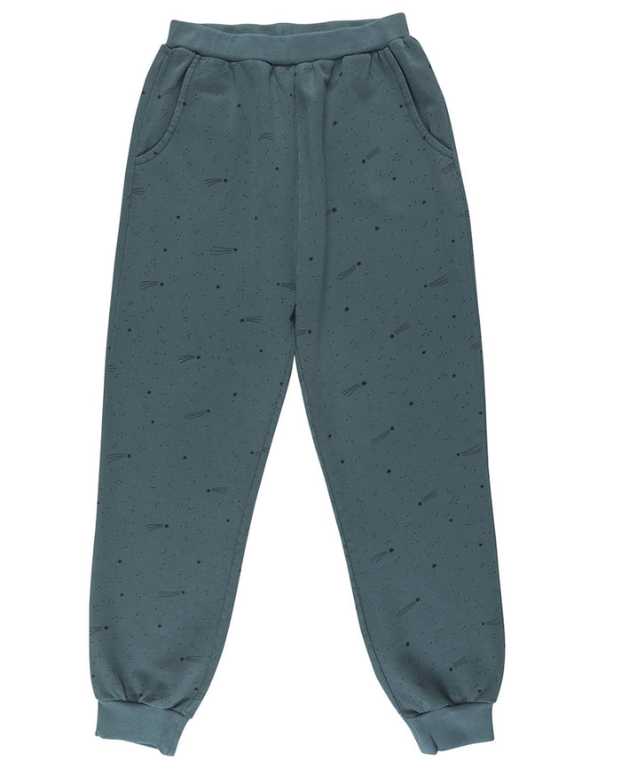 Little red caribou boy bright stars jogger in balsam