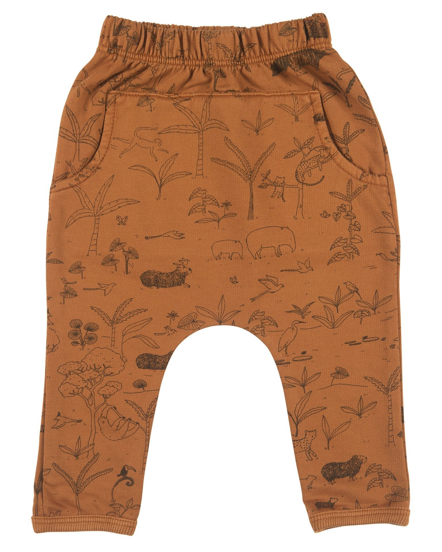 Little red caribou baby girl the story baby jogger in glazed ginger