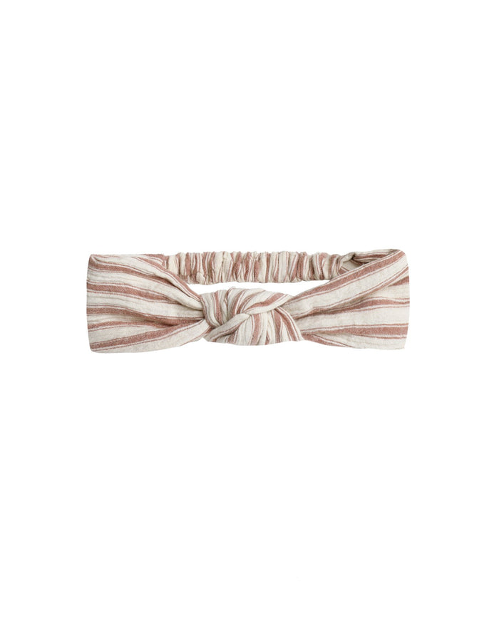Little rylee + cru accessories amber striped turban