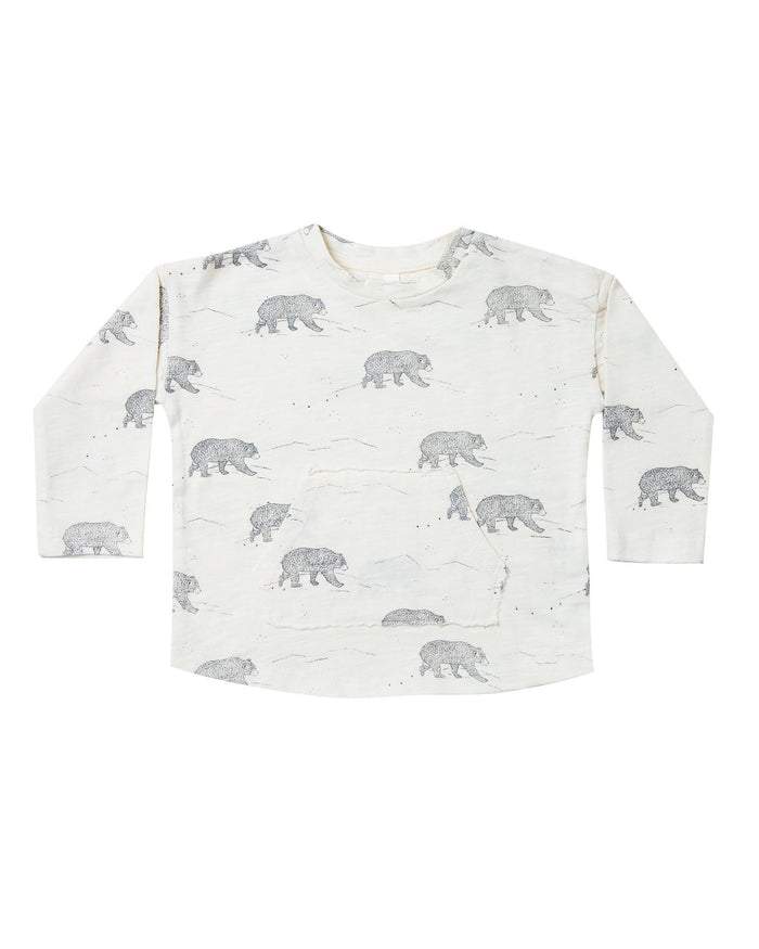 Little rylee + cru boy bears longsleeve tee