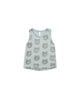 Little rylee + cru baby girl bears tank