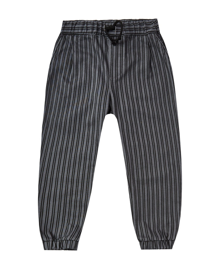 Little rylee + cru girl beau pant in washed indigo