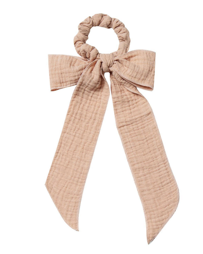 Little rylee + cru accessories blush hair scarf tie