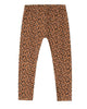 Little rylee + cru baby girl cheetah legging in bronze