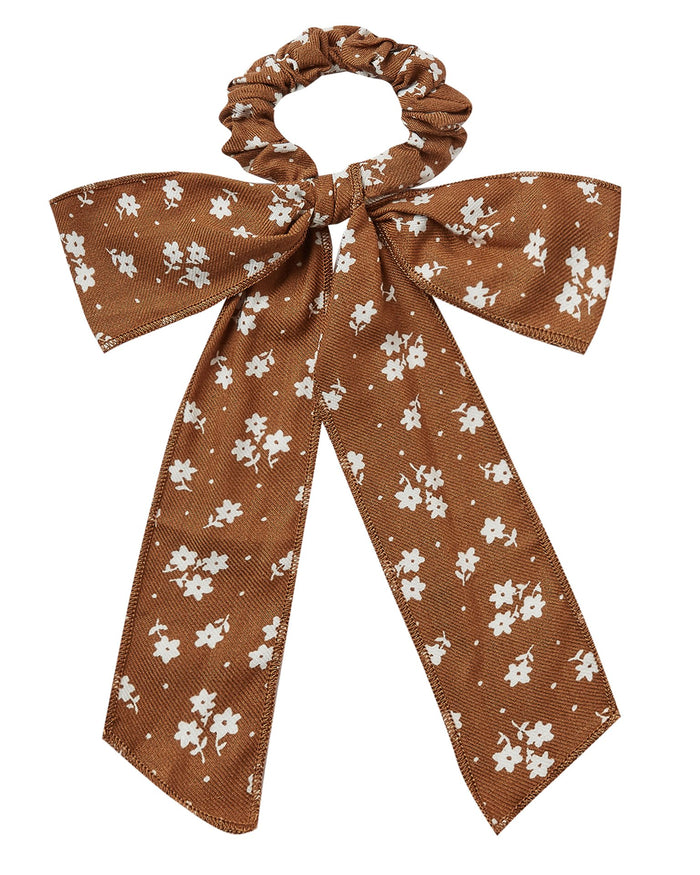 Little rylee + cru accessories one size hair scarf in cinnamon