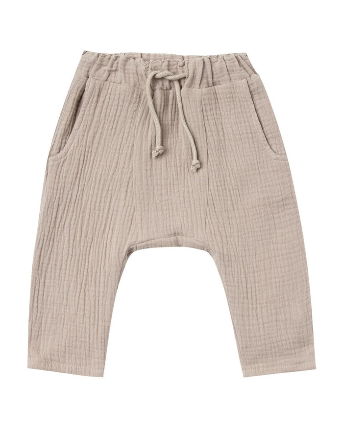 Little rylee + cru baby boy 0-3 hawthorne trouser