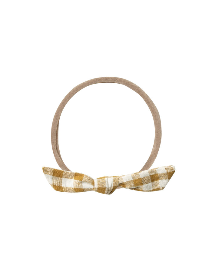 Little rylee + cru accessories one size knot headband in goldenrod