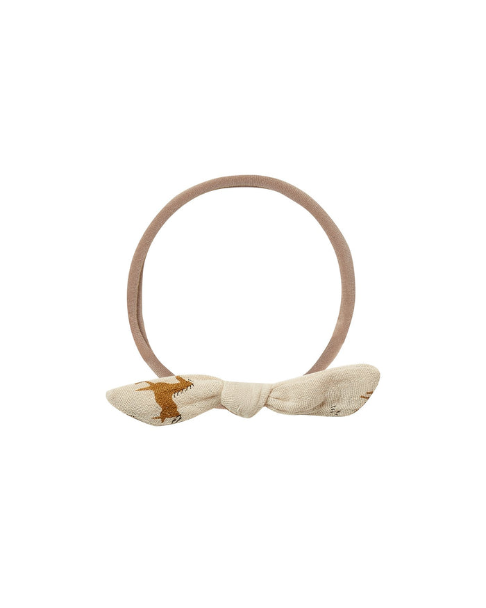 Little rylee + cru accessories one size knot headband in natural