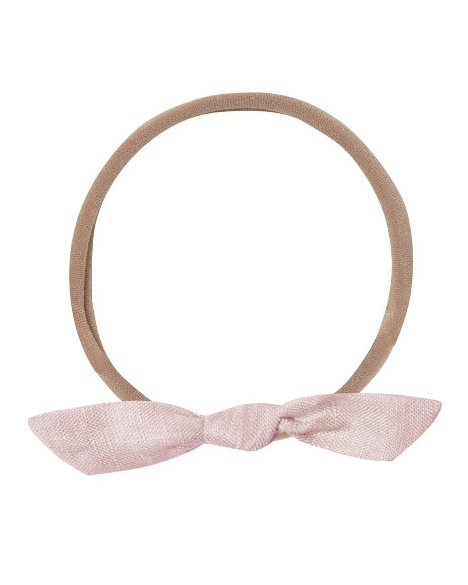 Little rylee + cru accessories little knot headband in lilac