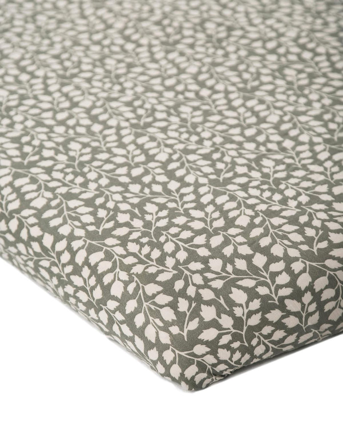Little rylee + cru room Lush Crib Sheet