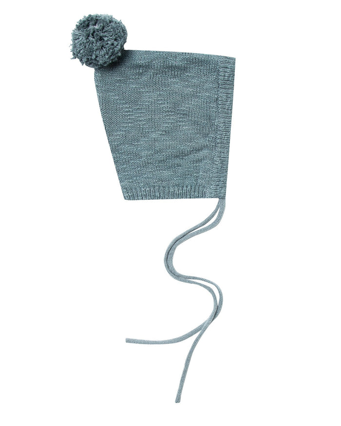Little rylee + cru baby accessories pixie hat in dusty blue