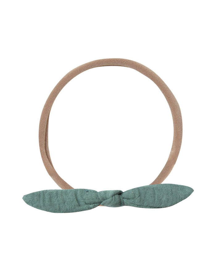 Little rylee + cru accessories rainforest little knot headband