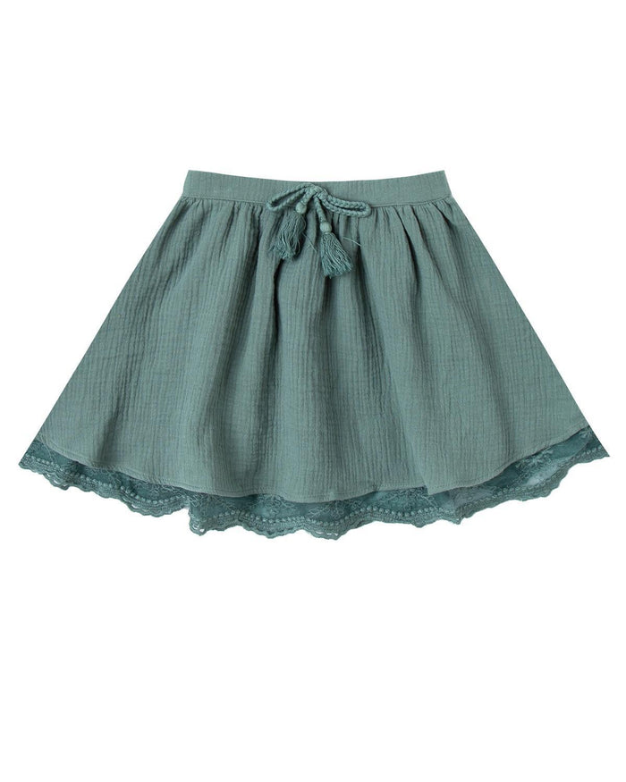 Little rylee + cru girl 2-3 rainforest mini skirt