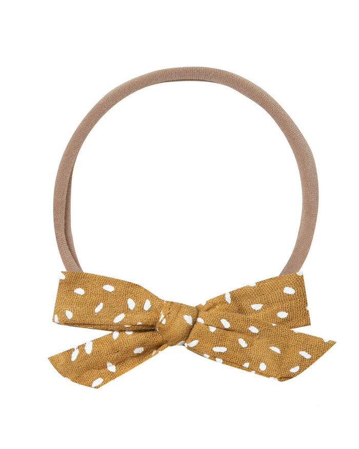 Little rylee + cru accessories seeds bow headband