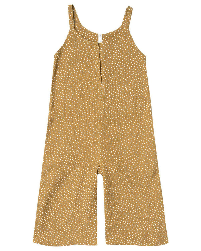 Little rylee + cru girl 2-3 seeds bridgette jumpsuit