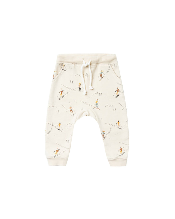 Little rylee + cru boy boy ski baby sweatpant