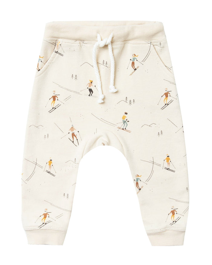 Little rylee + cru boy ski sweatpant