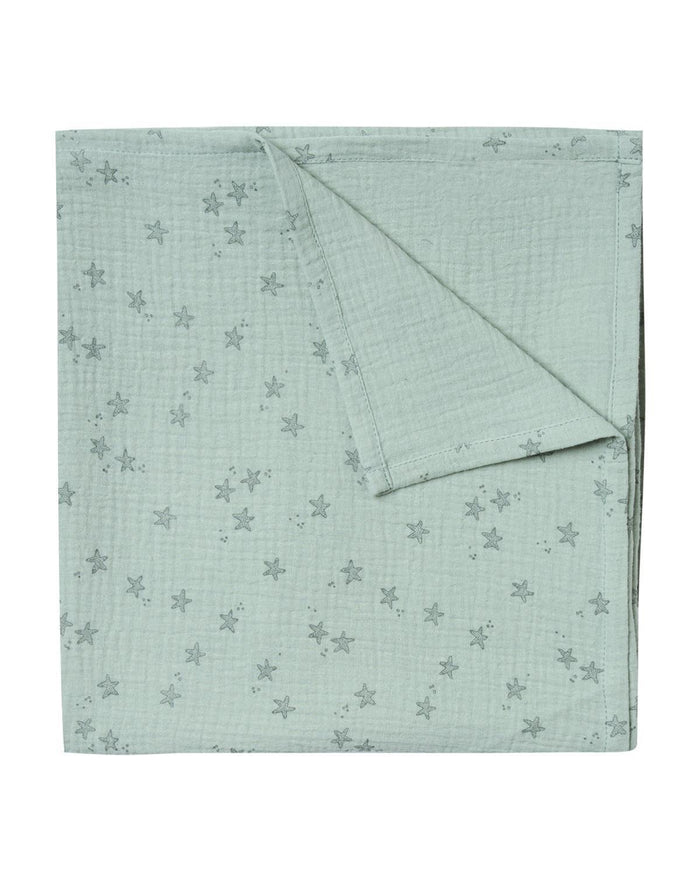 Little rylee + cru baby accessories starfish swaddle