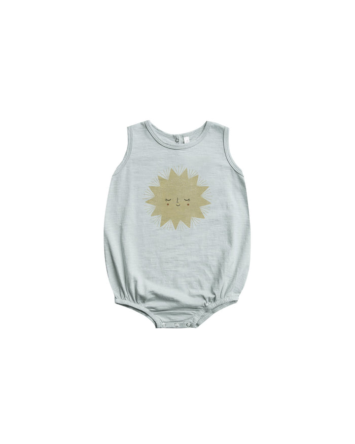 Little rylee + cru baby girl sun bubble onesie